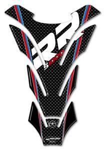 PARASERBATOIO 3D S1000RR PROTEZIONE SERBATOIO compatibile per MOTO BMW S1000 RR