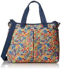 NWT LeSportsac Liberty of London Fabric Margaret Annie Ryan Baby Diaper Tote Bag