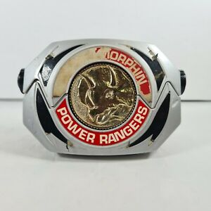 Vintage Mighty Morphin Power Rangers Morpher With 1 Power Coin Bandai 1991