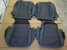 2013-2016 Dodge Ram Factory Diesel Gray Carbide OEM cloth seat cover set