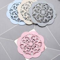 Flower Sinks Anti-clogging Floor Drain Cover Bathroom Kitchen Sink Hair Filter