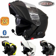 Viper Thermo-Resin Scooter Matt Motorcycle Helmets
