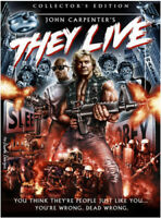 They Live (Collector's Edition) [New DVD]