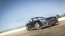 2013 17 Mercedes Benz Sl Adjustable Lowering Links Air Suspension Kit R231 V2