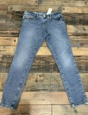 NWT Gymboree Girls Super Skinny Denim Jeans Size 6