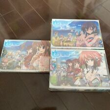 [DVD] Heaven's Lost Property 1-3 Limited edition SEALED w/dakimakura cover F6576