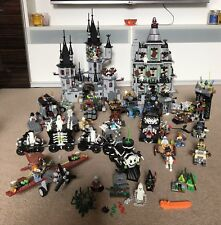 Giant LEGO Monster Fighters Bundle * RARE discontinued * 11 jeux Inc 10228 & 9468
