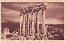 LEBANON - Baalbeck - Les 5 dernieres colonnes des 54 du Temple du Jupiter 3