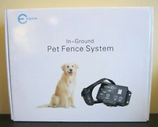 In Ground Electric Dog Training Fence with 3 Receivers