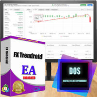 EA forex FX Trendroid reliable and profitable for MT4