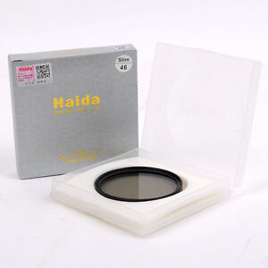 Haida 46mm Slim PRO II MC C-POL CPL Circular Polarizing Multi-Coating Filter