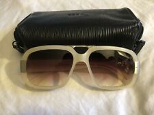 """Mosley Tribes """"Crooks&Castles"""" Castellano WT Sunglasses - Pre-Owned/Flawless"""
