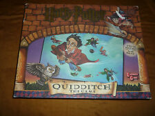 Harry Potter- Quidditch- The Game (2000, University Games)