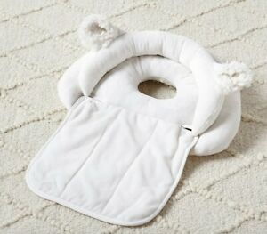 Pottery Barn Baby Boppy Lamb Noggin Nest Head Support New In Sealed Package