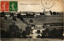 CPA  Mars (Loire) - Le Pont de fer    (225489)