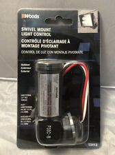 99 Cent Auction Woods 59413 Outdoor Photo Electric Control Swivel-Mount Light