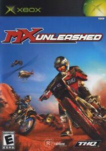 MX Unleashed - Original Xbox Game