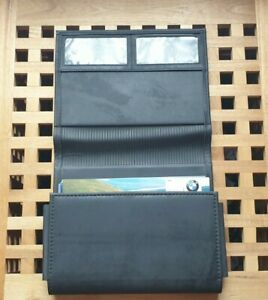 BMW 3 Series E46 Coupe Convertible Owners Manual Service Book Wallet