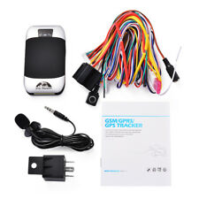 SMS/GSM/GPRS Supported GPS Tracker Car Vehicle Tracking Device DC 12V-24V MA1014