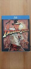 Coffret Film Blu Ray Indiana Jones L'intégrale