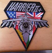 RAF Harrier 2 Multi Forces Patch/Badge.