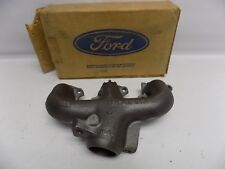 New OEM 1990-1995 Ford Lincoln Mercury Exhaust Manifold Front Left Hand Side