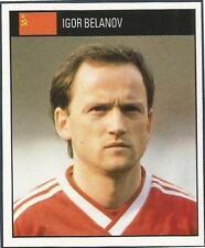 ORBIS 1990 WORLD CUP COLLECTION-#229-SOVIET UNION-RUSSIA-IGOR BELANOV