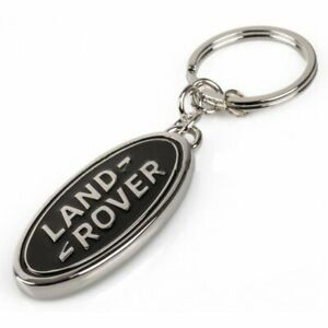 Land Rover GENUINE Metall Logo Keyring (keychain)