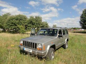 Jeep cherokee xj 4.0L