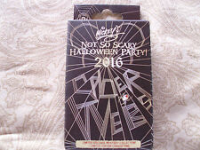 Disney * SPIDER WEBS - NOT S0 SCARY HALLOWEEN PARTY 2016 * 2 Pin LR Mystery Box