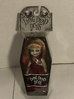 "2001 Mezco Toyz Living Dead Dolls Mini ""Deadbra Ann"" Series 2 Mini Doll 4"" New"