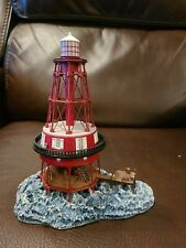 Harbour Lights Carysfort Reef #Hl370 New Lighthouse 2009 w/ Box and Coa