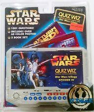 Vintage 1997 Star Wars Quiz Wiz Return Jedi Empire Strikes Back New