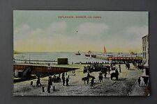 R&L Postcard: Esplanade Bangor Co.Down, L Reis & Co
