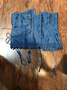 Blue Corset Size 40
