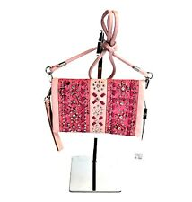 Montana West 3 in 1 Purse Clutch Lacing Country Western Crossbody Bag