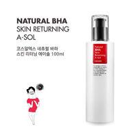 COSRX Natural BHA Skin Returning A-Sol 100ml For Healthier Skin Hydration Toner