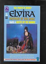 Elvira Mistress of The Dark 45 1997 NO STOCK PHOTO  Claypool