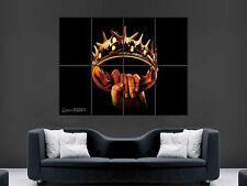 Game of thrones stark ring art mural grande image giant poster
