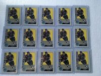 2008-09 Tyler Ennis RC Lot 15 Cards ITG Heroes and Prospects #81 Oilers / Sabres