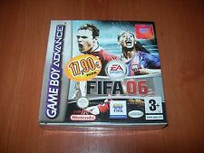 FIFA 06 GB ADVANCE (PAL ESPAÑA PRECINTADO)