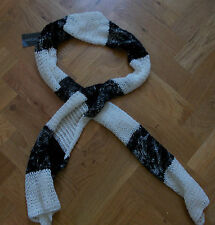 BNWT MARC CAIN MARCCAIN SPORTS KNITTED COTTON LADIES LUXURY SCARF RRP £71