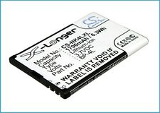 3.7 V Batteria per Nokia BP-4L, E52, E90 Communicator, E63, E61i, E71, 6760 Slide,