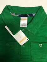 Gymboree boy's T-shirt / polo green Size: 6-12m, 12-18m, 18-24m, 2T, 3T, 4T