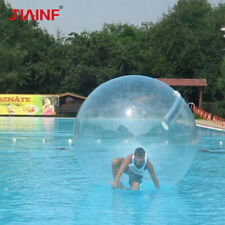 PVC 2.2M inflatable water walking ball water toys dance ball with Germany zipper