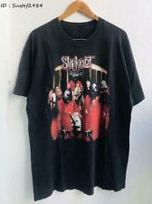 Vintage Slipknot Band : Slipknot 1999 Album Nu Metal Band T-Shirt Birthday Gift