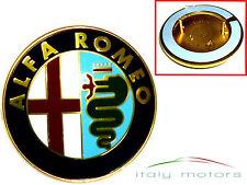 Alfa Romeo 33 145 146 Emblem Kühlergrill Scudetto