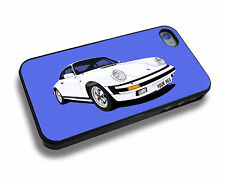 PORSCHE 911 iPHONE 5/6/7/8/X PERSONALISED CLIP ON COVER