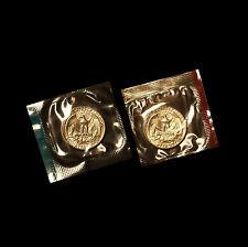 1970 P+D Washington Quarter Set ~ Uncirculated Coins in Original Mint Cello
