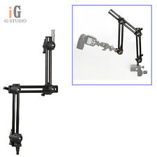 three-section adjustable Magic Arm Articulated Arm sliding extension system